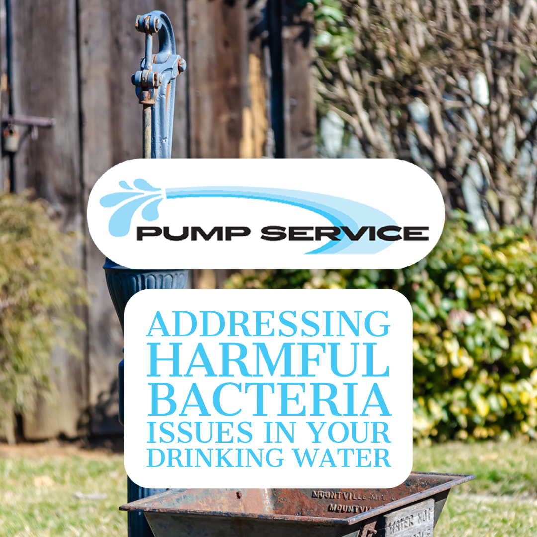 Addressing Harmful Bacteria Issues in Your Drinking Water