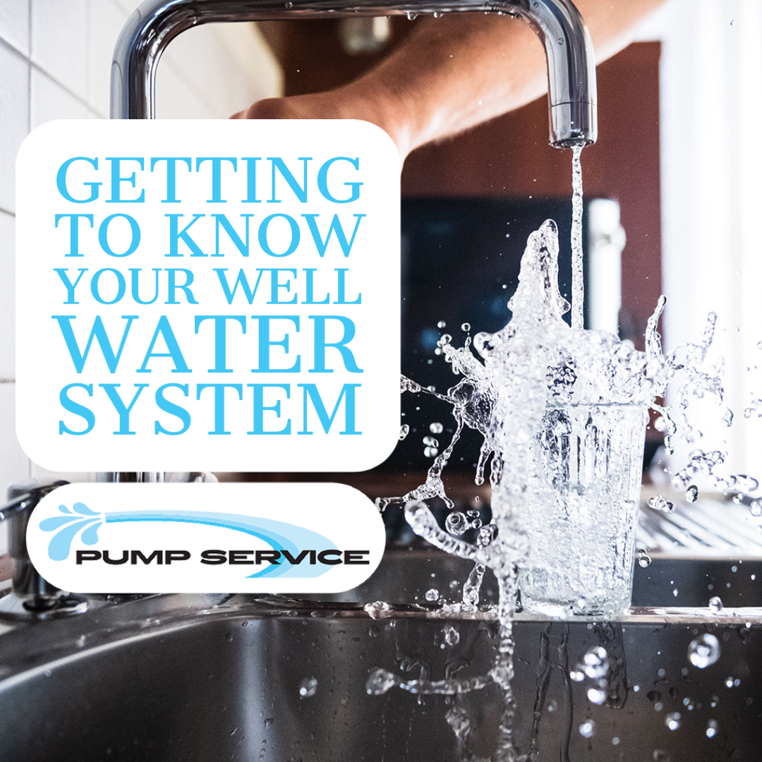 Getting to Know Your Well Water System
