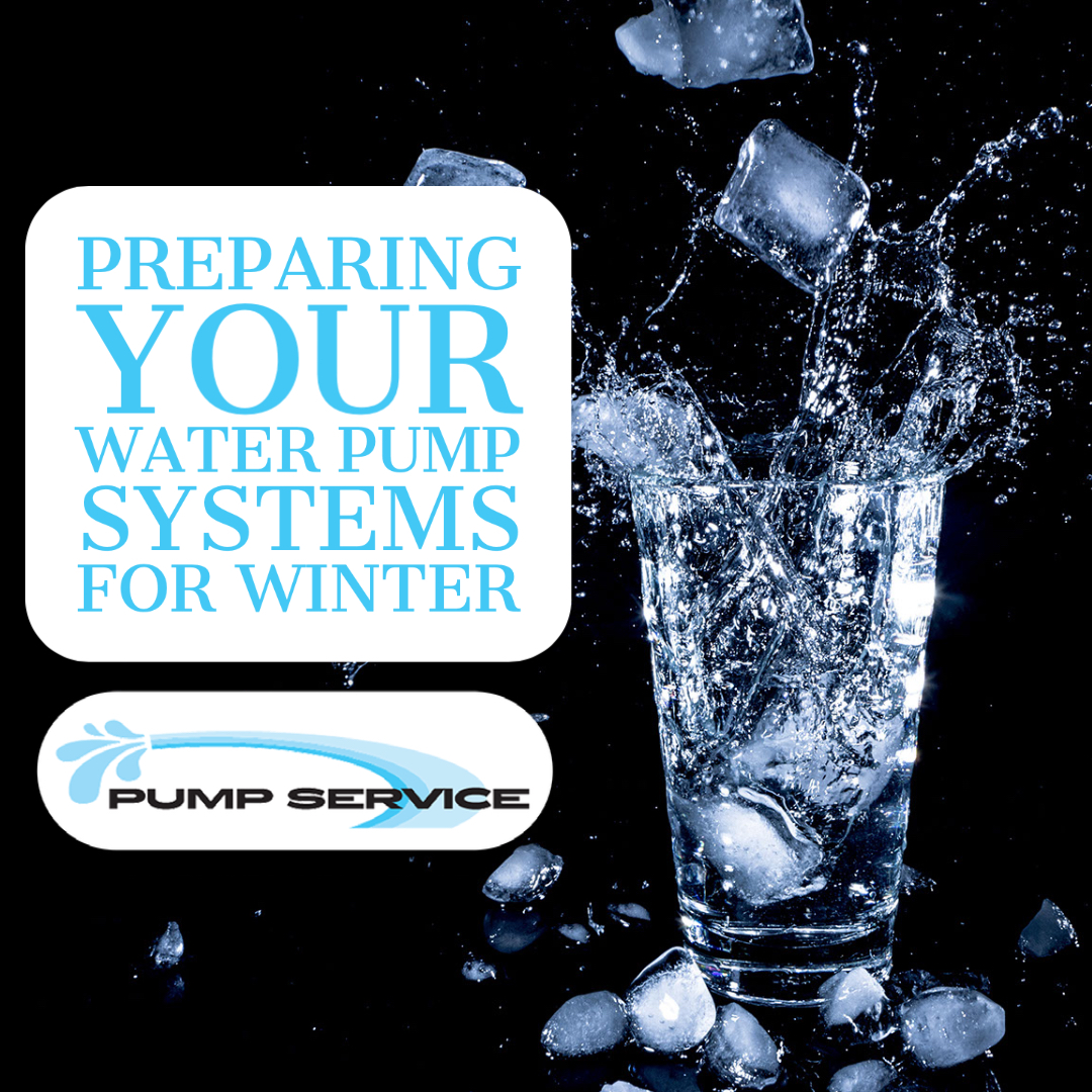 Preparing Your Water Pump Systems for Winter