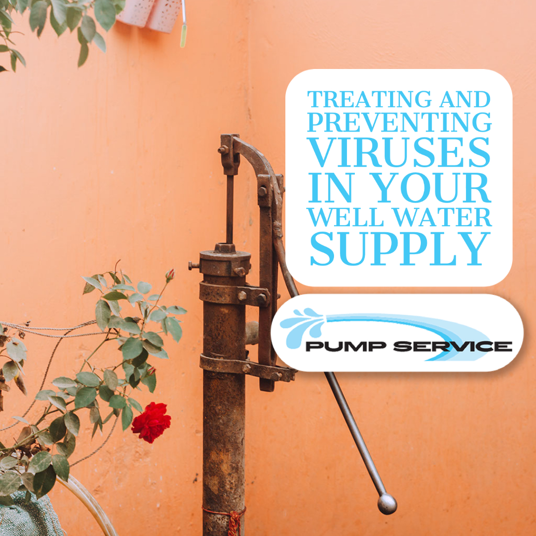 Treating and Preventing Viruses in Your Well Water Supply