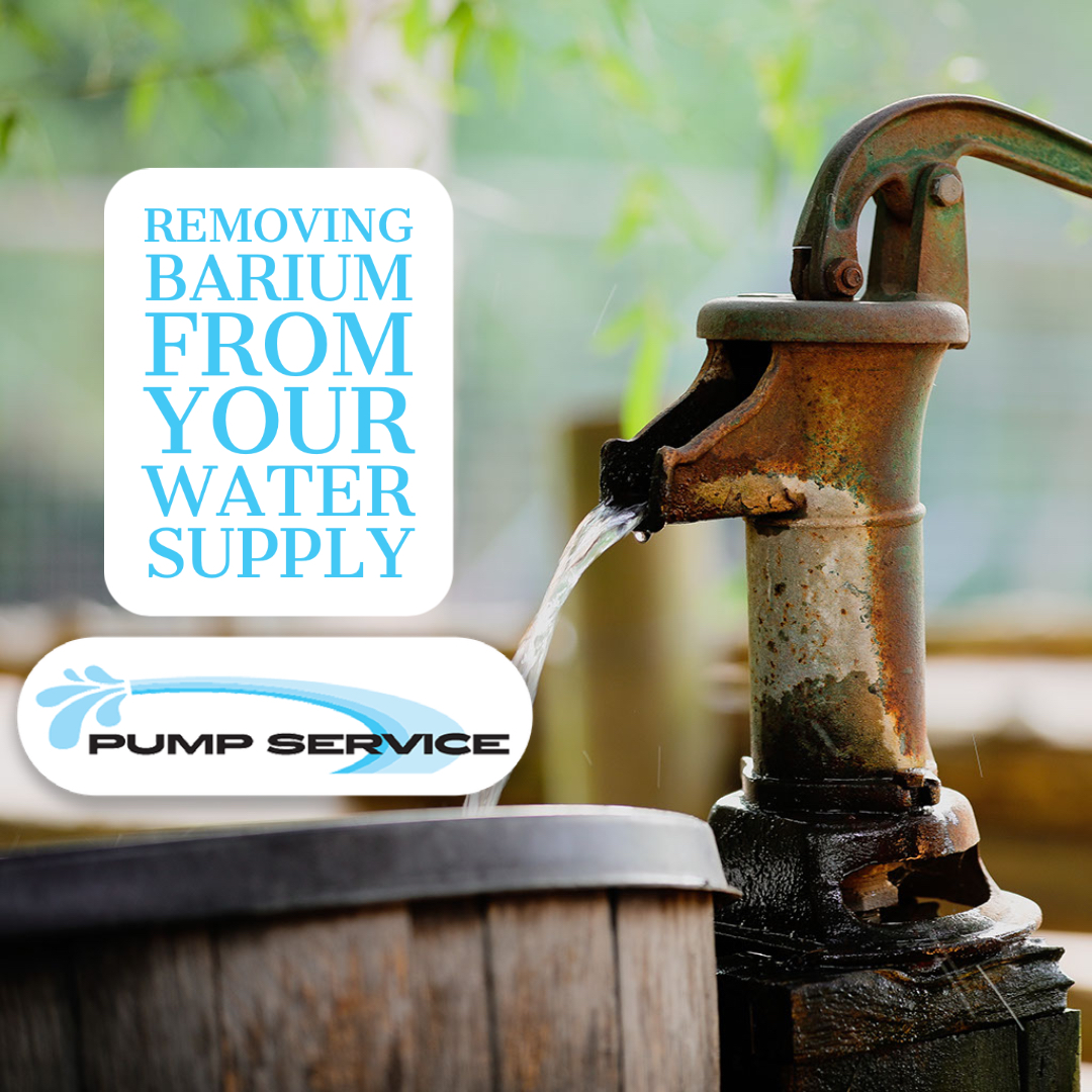 Removing Barium from Your Water Supply