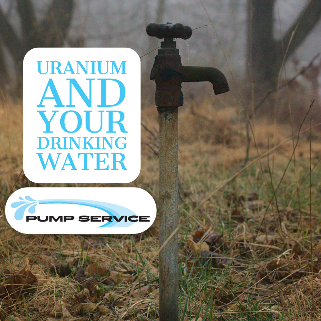 Uranium and Your Drinking Water