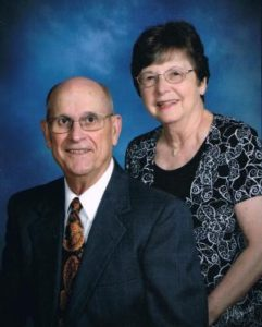 Allan and Lucy Wright