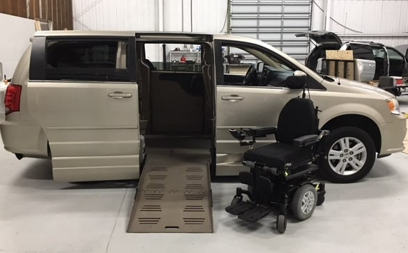 Mobility Source Sales of Wheelchair Accessible Vans and Mobility Equipment