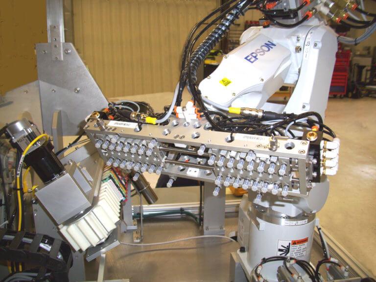Lighter Packaging Robot