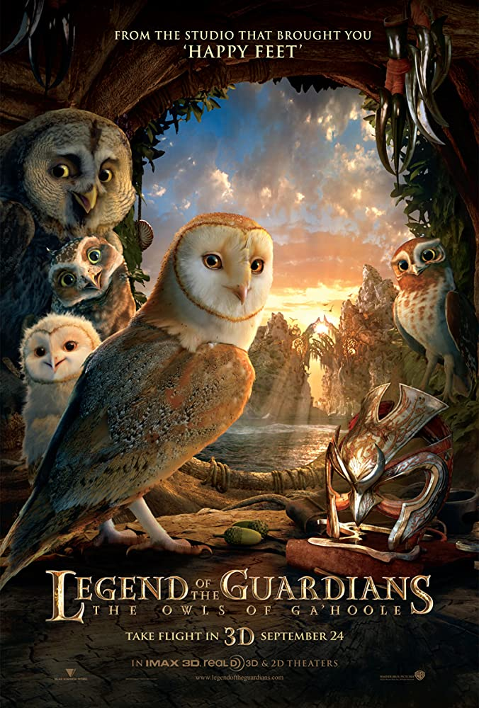 Legend of the Guardians The Owls of Ga'Hoole 2010