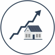 Increased Home Value icon