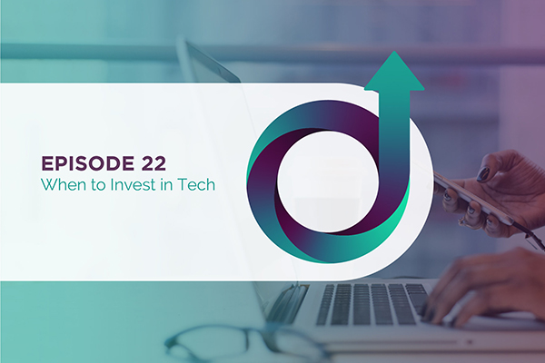22 – When to Invest in Tech via @jillianflodstrom