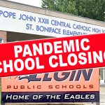 Elgin Nebraska Antelope County Nebraska news schools Elgin Public School EPS  St. Boniface Elementary Pope John XXIII Central Catholic High School PJCC coronavirus covid 19 closed