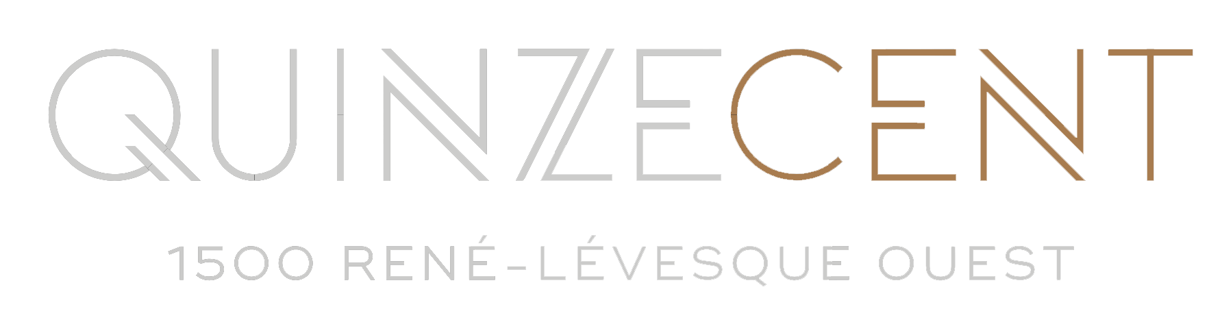 Quinzecent Condos logo - 1500 montreal condos