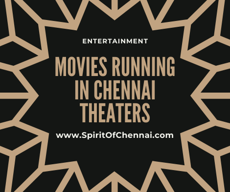 Movies Running in Chennai Theaters