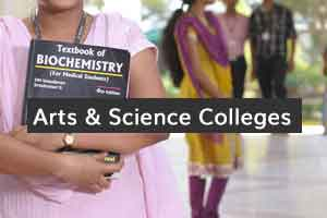 Arts & Science Colleges in Chennai