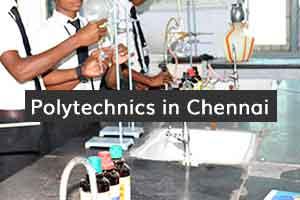 Polytechnics in Chennai