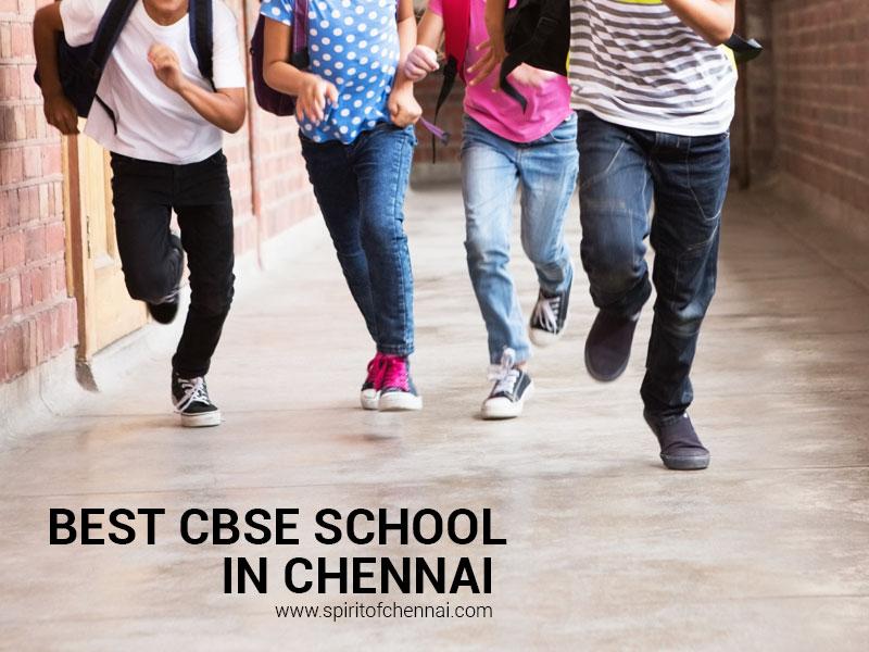 Best CBSE Schools in Chennai