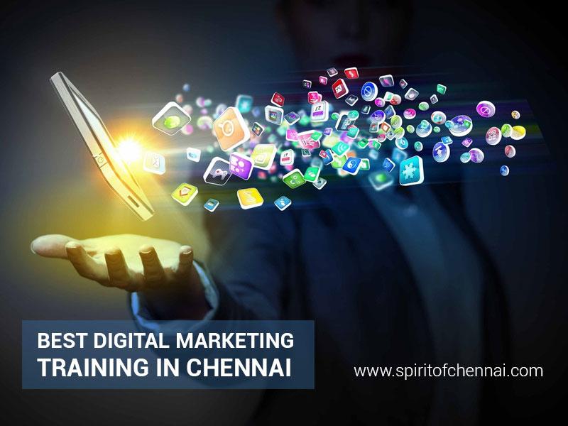 Digital Marketing Training Banner in Chennai
