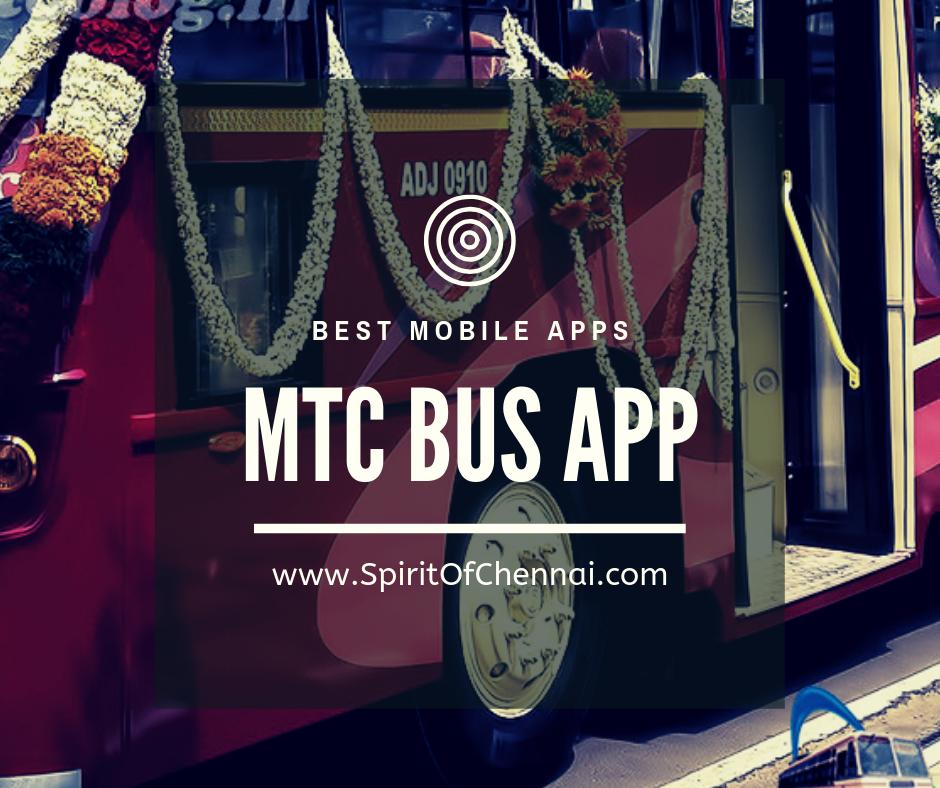 Best MTC Bus App