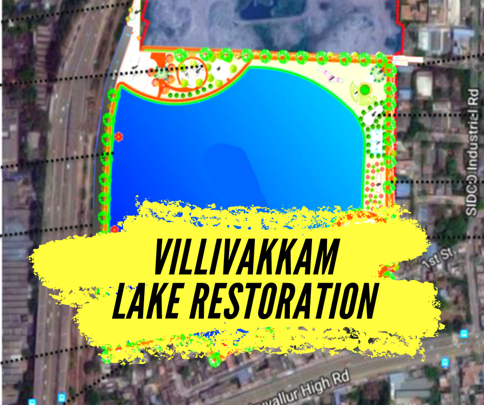 Villivakkam Lake Restoration