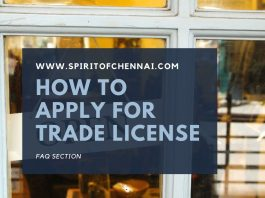 apply for trade license in chennai