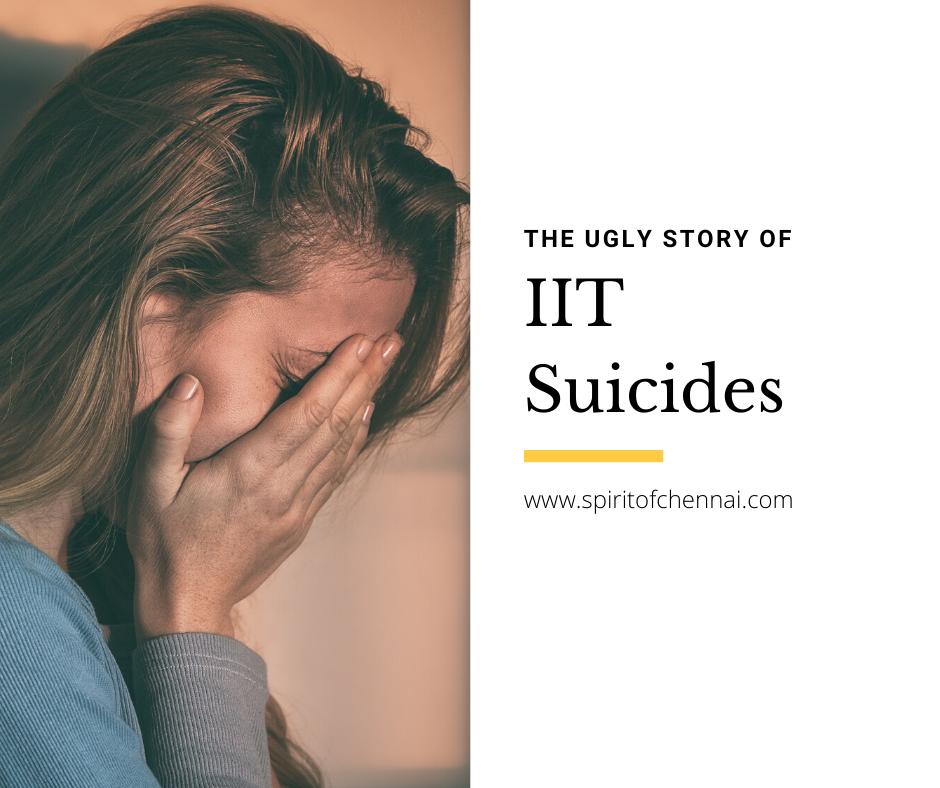 IIT Chennai Suicides