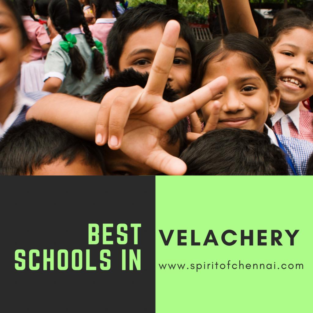 velachery schools list