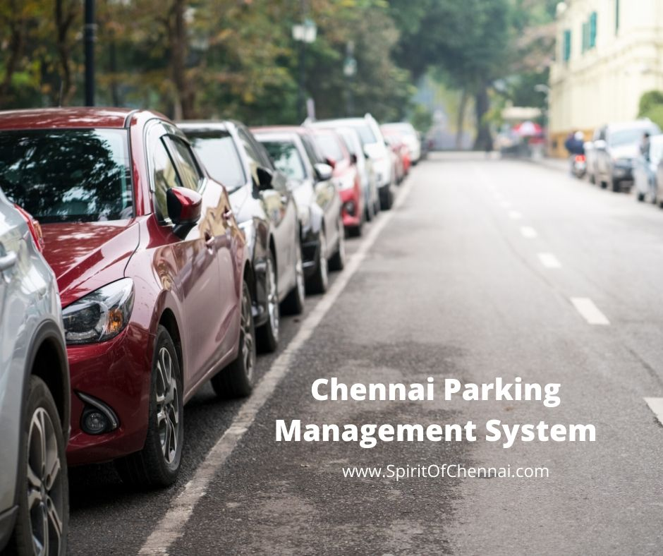 Chennai Parking Management System