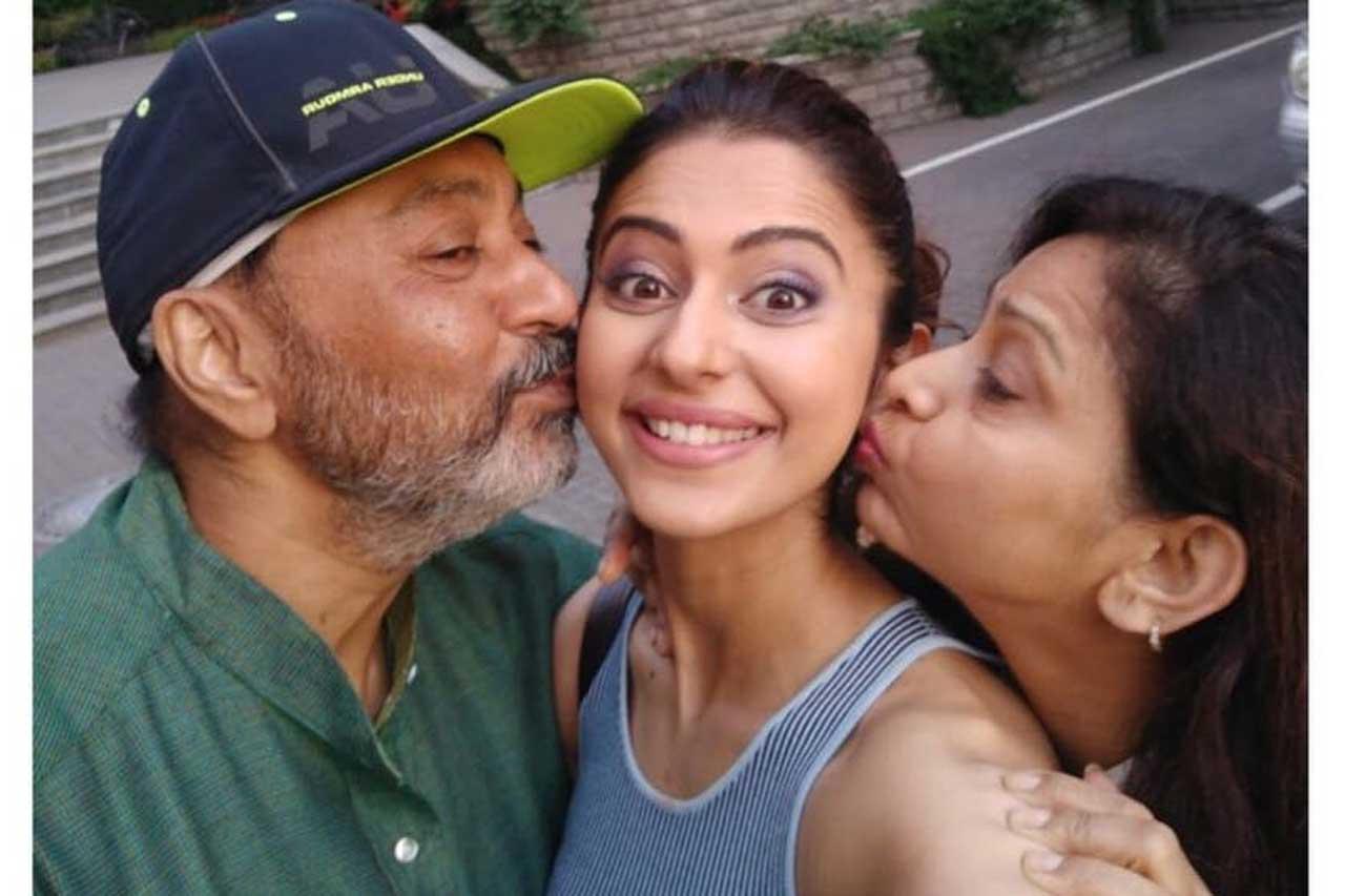 Celebrities with Parents