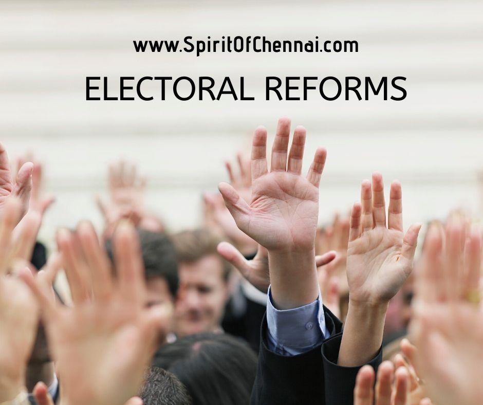 Chennai Local Body Election Reforms