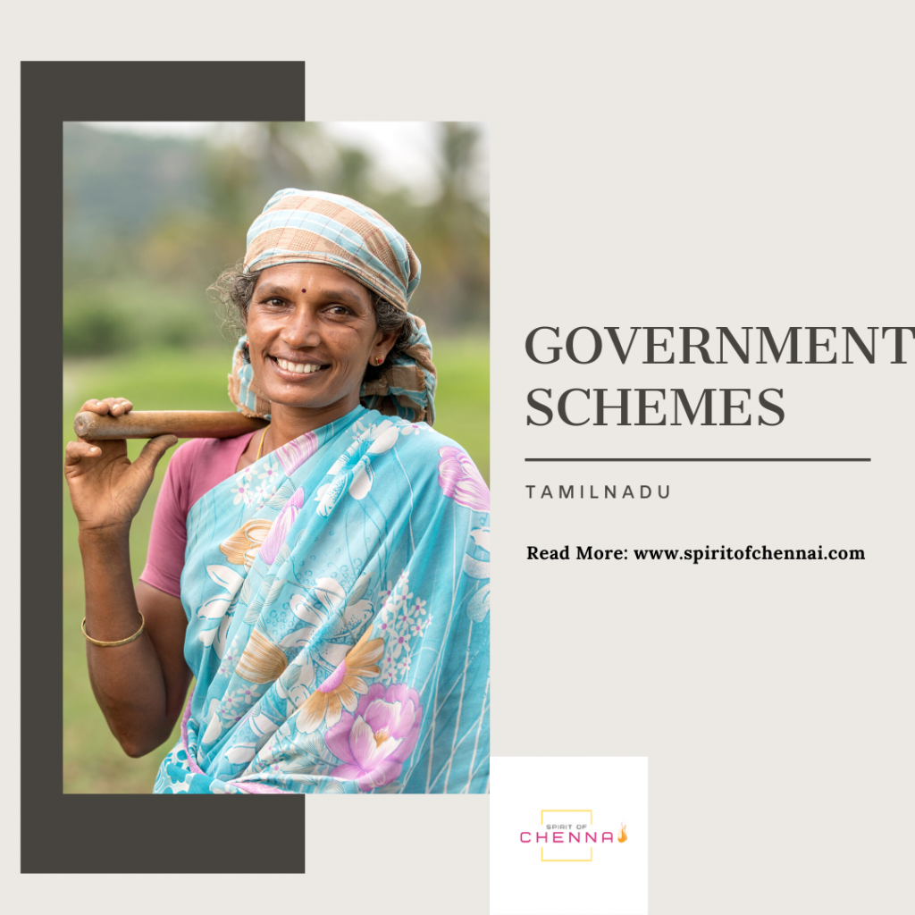 Tamil Nadu Government Schemes