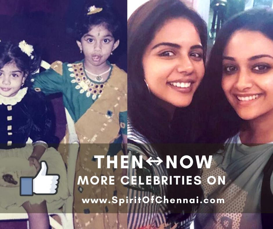 Childhood - Then & Now Pictures of Tamil Movie Stars