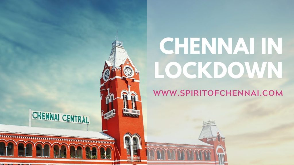 Chennai Lock-down due to Corona Virus till March 31, 2020