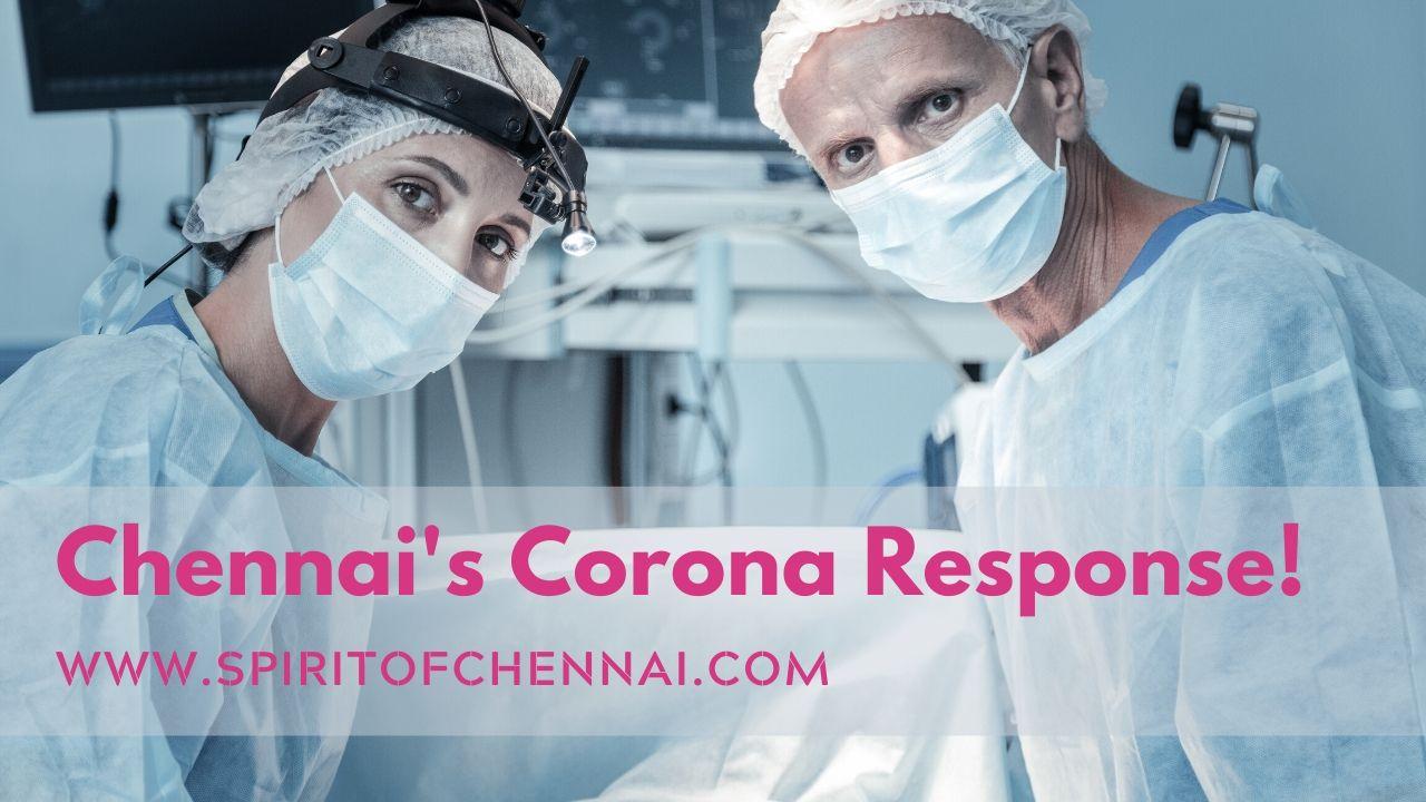Chennai Corona Virus Response