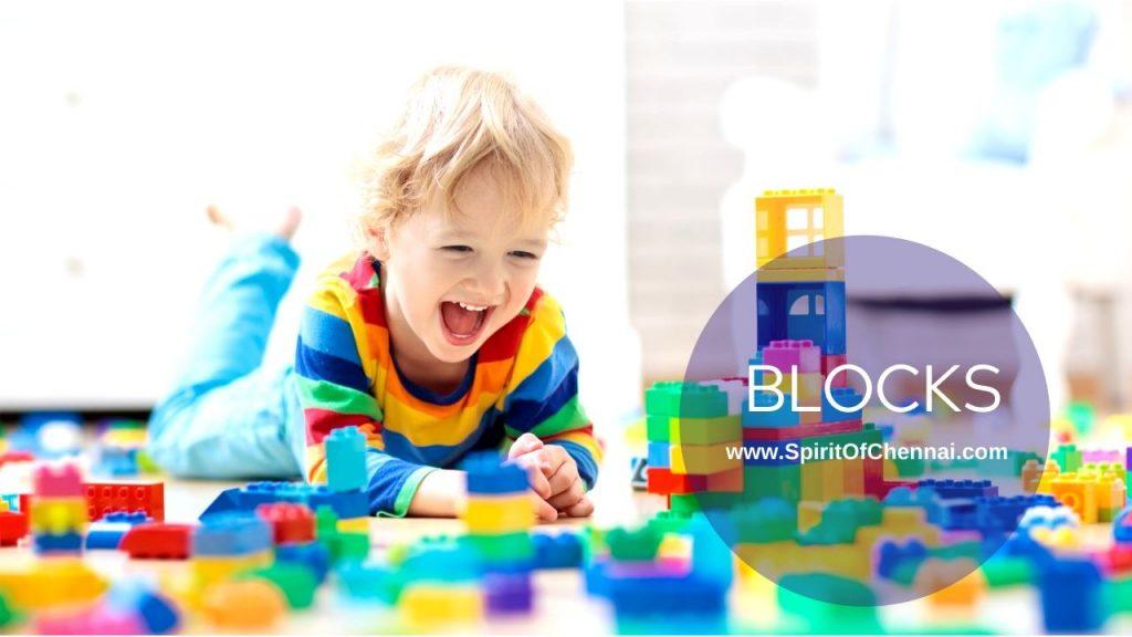 Building Blocks in Chennai