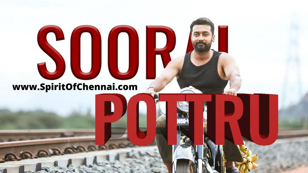 Soorai Pottru - Suriya