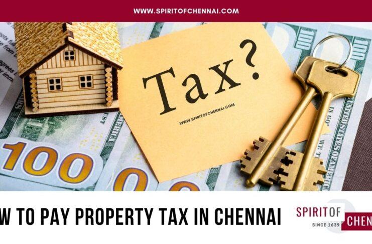 Property Tax Chennai Corporation