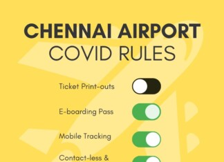Chennai Airport COVID Guidelines