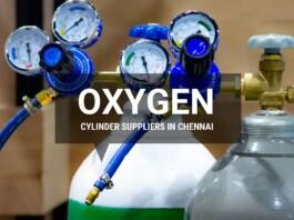 Oxygen Cylinder Suppliers in Chennai