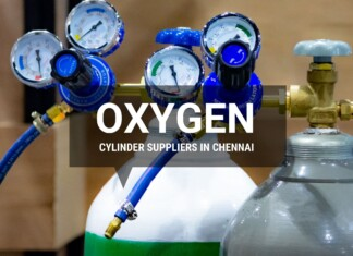 Oxygen Cylinder Suppliers in Chennai