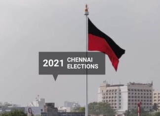 Chennai Election Results 2021
