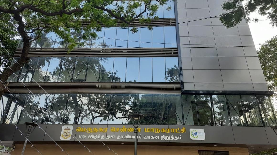 T-Nagar - Multi Level Car Park