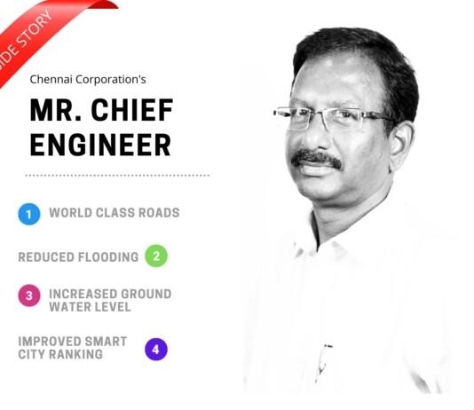 Chief Engineer Nandakumar