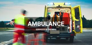 Ambulance Services in Chennai