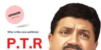 MLA PTR Palanivel Thiagarajan