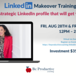 """It's time for your professional """"Makeover""""!"""