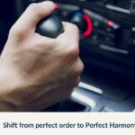 Shift from Perfect Order to Perfect Harmony