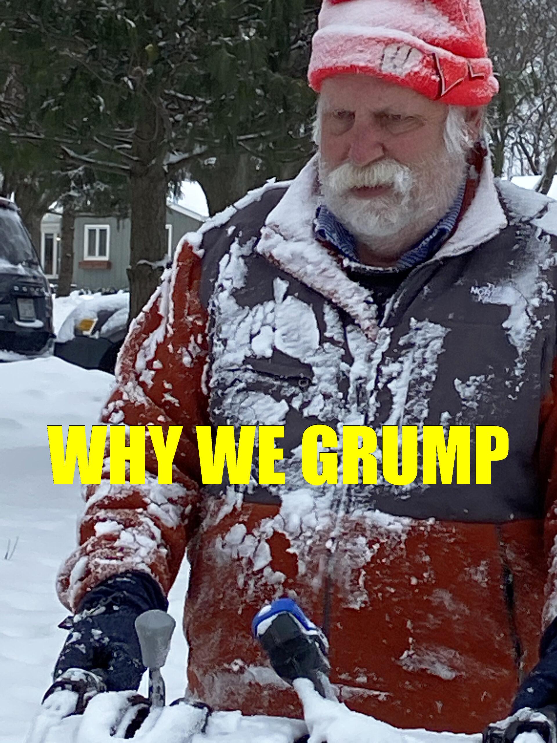 Grumpy Old Dan Smith