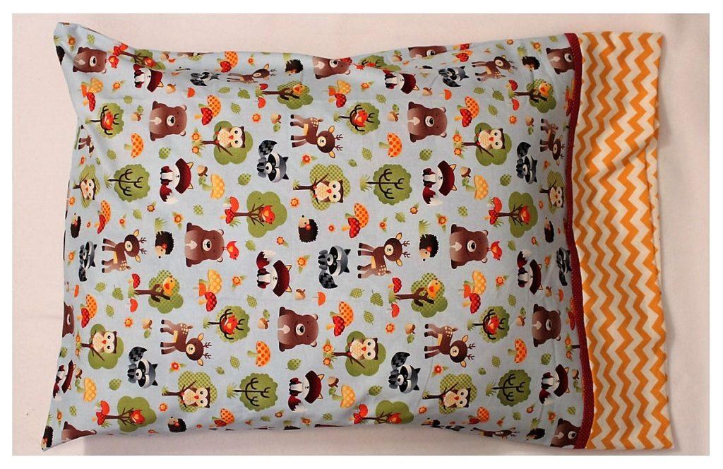 Easy Three Seam Pillowcase Whitney Sews