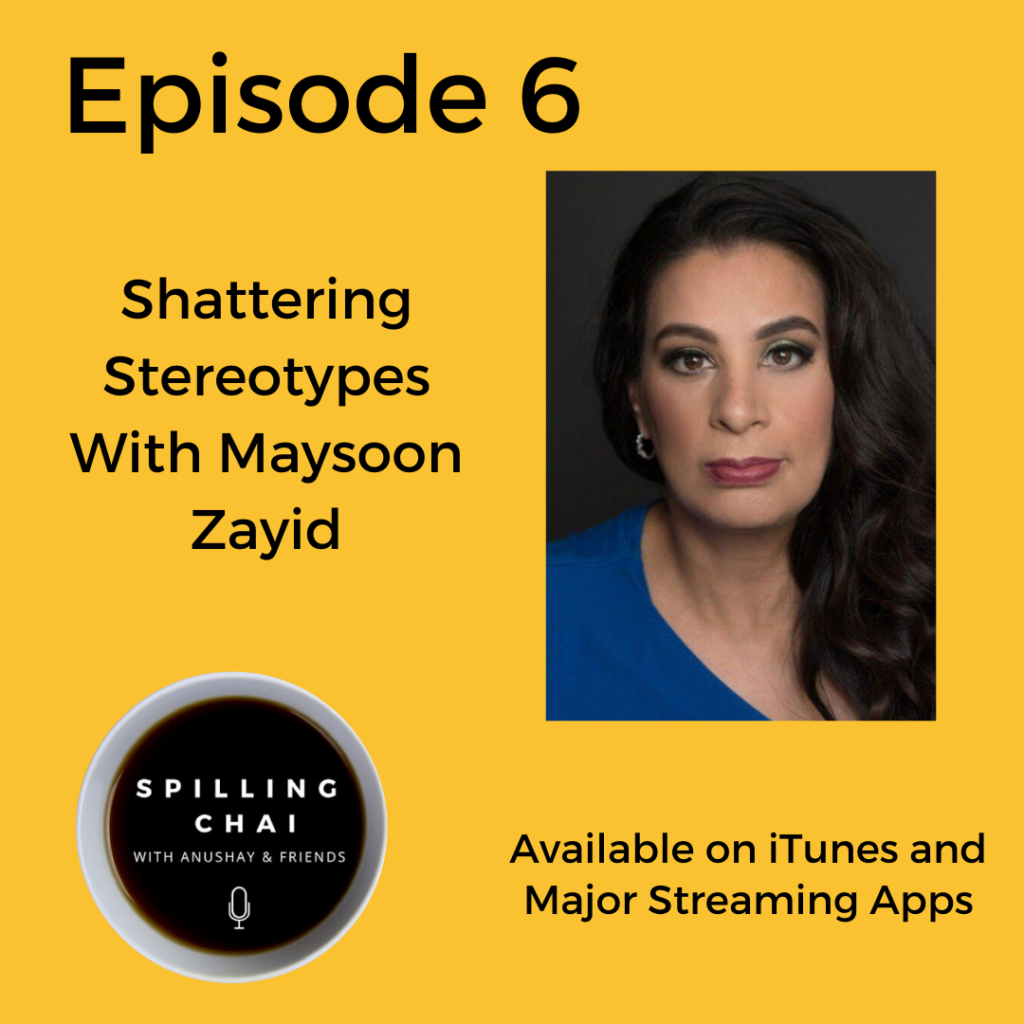 Shattering Stereotypes With Maysoon Zayid