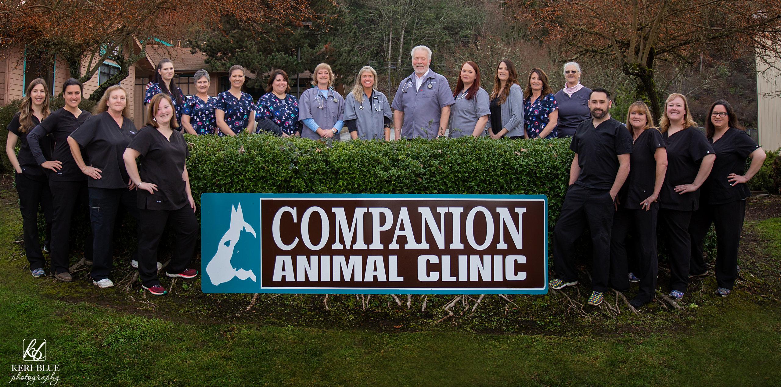 Companion Group Photo