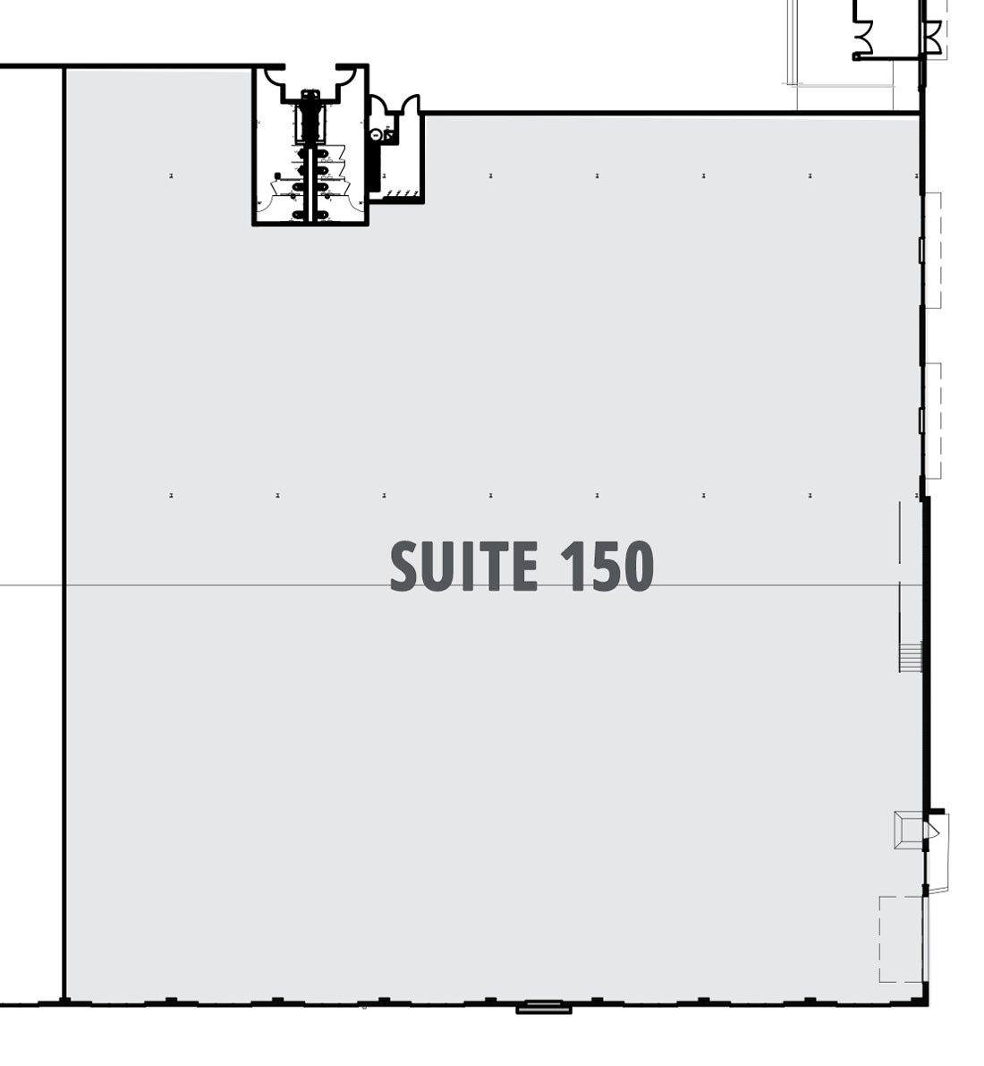 Case Suite 150 Layout