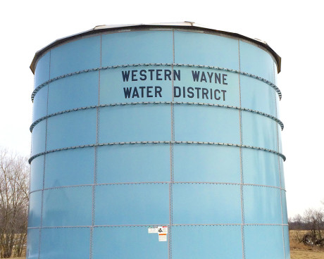Western Wayne, Illinois 3628SSWT (POTABLE)